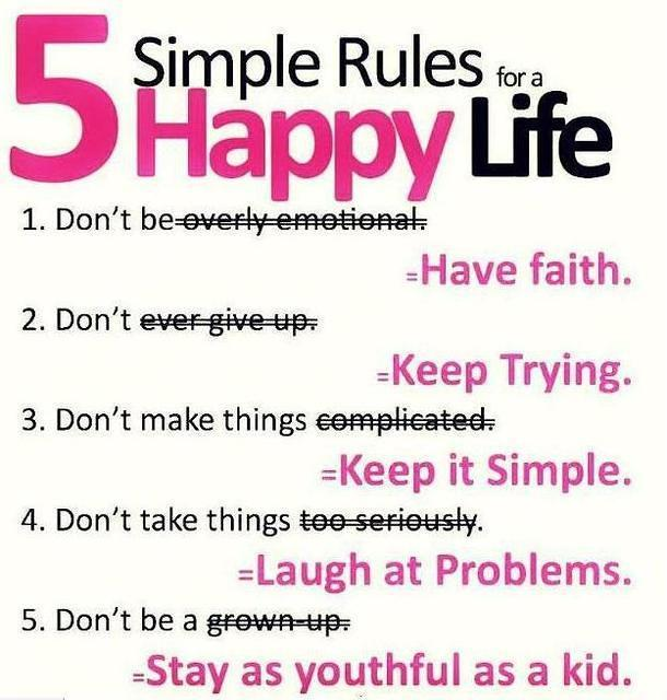 Simple Life Quotes Funny: Friday Morning Tips
